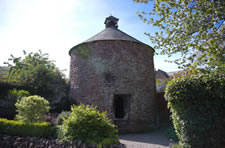 Dovecot, Dunster, Exmoor National Park, Somerset