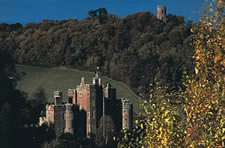 Dunster Castle, Dunster, Exmoor National Park, Somerset